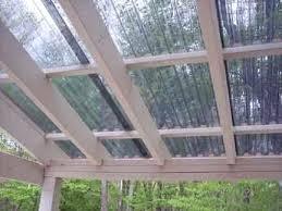 suntuf polycarbonate panels gazebo pergola corrugated roof semi free standing broil mate gt pro series sheet