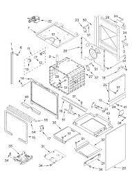 Kitchenaid Gas Range Parts Model Kgss907sss00 Sears Partsdirect