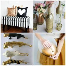 White And Gold Decor Baby Shower In Black White And Gold Chic Original Sophisticated