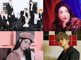 Gaon Chart September 2019 Certifications Koogle Tv