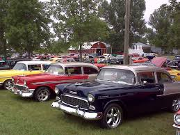 Vintage and classic car shows