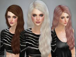 Cazy's Retexture Amelia Hairstyle - Braided - Adult - Mesh needed