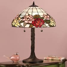 home interior professional tiffany table lamps warehouse of white jewels 19 in bronze stained glass