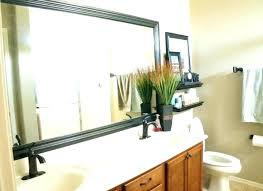 brave how to remove a bathroom mirror wall damage after removing