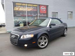 Used 2008 Audi A4 CONVERTIBLE 2.0T quattro in Amos - Used ...