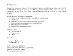 Work Experience Cover Letter Letter Work Ohye Mcpgroup Co