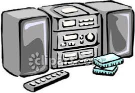 sound system clipart. stereo clipart sound system r