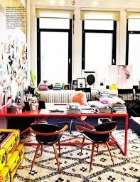 chic home office design home office. Floppy But Refined Boho Chic Home Offices Office Design