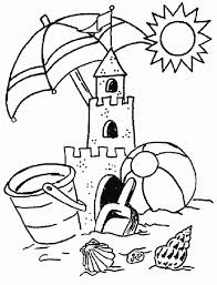 Small Picture 94 best Summer Coloring Pages images on Pinterest Drawings