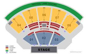Cruzan West Palm Beach Seating Chart Perfect Vodka Amphitheatre Seating Map Travel Guide