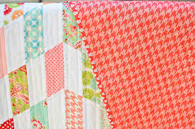Striped Chevron Quilt | Kitchen Table Quilting & striped chevron with back Adamdwight.com