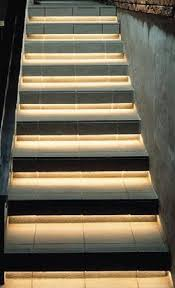 stairway led lighting. Under The Stairs LED Lighting- Normal Bright Flexible Strips, Warm White By  Inspired #outdoor #patio #LED #stairs #lighting #design Stairway Led Lighting