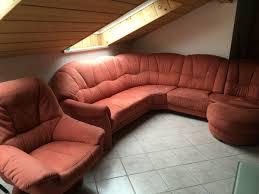 Couchsofa Mit Dazu Passendem Sessel