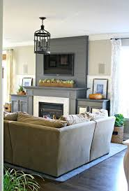 Floating Shelves Around Tv Best 25 Tv Mantle Ideas On Pinterest Fire Place Decor Chimney