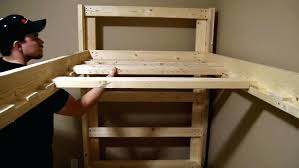 diy built in bunk beds bunk bed plans how to build bunk beds with drawers diy built in bunk beds