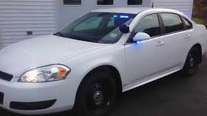 2014 Chevrolet Impala Police Package Vehicle - YouTube