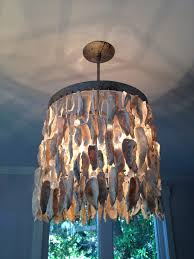 beach house light fixtures stupefy shell fixture dining room with coastal decor home ideas 13
