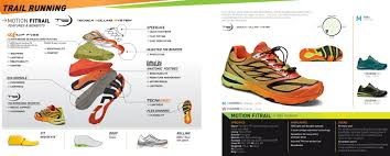 Tecnica Size Chart Tecnica Motion Fitrail Mens Running Shoes Start Fitness