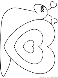 Small Picture Snails Coloring Page Free Snail Coloring Pages