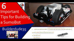 Nxt Battle Bot Designs How To Build The Best Ev3 Sumo Robot 6 Tips For Success