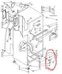 Sturdy Door Shelves As Wells As Kenmore Refrigerator Refrigerator ...