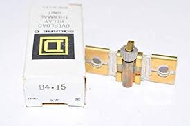 New Square D Thermal Overload Heater Element Unit B4 15 B