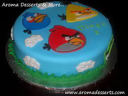 Angry Bird Cake | Angry birds cake, Cake, Cupcake cakes