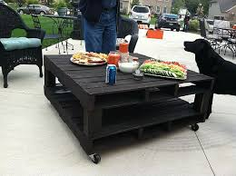 pallet crate furniture. View In Gallery Black Pallet Crate Furniture I