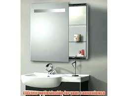 bathroom cabinet lighting. Lighted Medicine Cabinet Home Depot Full Image For Sliding Mirror Recessed . Bathroom Lighting