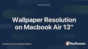 Dimensions Of A Macbook Wallpaper