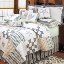 Beach Inspired Bedding Beach Themed Bedding With Nice Refreshing Colors Bedroom Beach