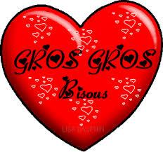 Image result for gif animé bisous d'amitié