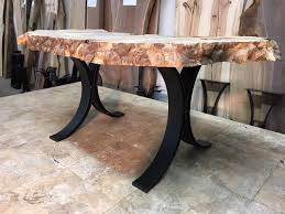 Modern Tap To Expand Ohio Woodlands Ohiowoodlands Coffee Table Base Solid Steel Legs Coffee Table Base