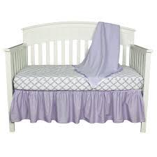 american baby company crib bedding set lavender moroccan ogee 3 piece baby crib bedding set with fleece blanket com