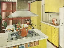 modern kitchen vintage home decorating 1960s kitchens for retro kitchen designs rustenburg