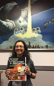 International Space Settlement Design Competition 2017 Unt Tams Student To Compete In International Space