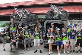 doi suthep national park beginner bike