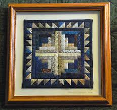 106 best Miniature.Quilts images on Pinterest | Mini quilts, Small ... & Framed Miniature Quilt [Sawyer's Nana] - Less than square. Adamdwight.com