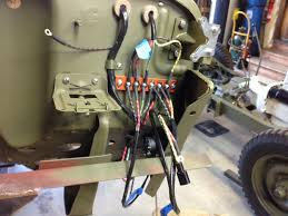 g503 military vehicle message forums • view topic zeph s 42 i picked up some original style wire for the green and red wires as shown in the wiring diagram below