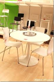 ikea white round dining table attractive white round table and chairs white round table and chairs