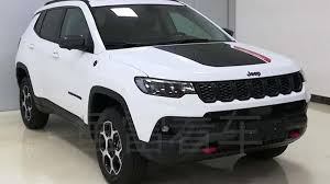 An automatic setting allows the car to direct torque to the wheels as it sees fit, while snow, sand, and mud modes allow varying amounts of wheelslip for improved traction. 2022 Jeep Compass Spied Camouflage Free In China
