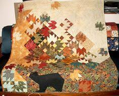 Bears and Bear Paw stars. | Quilt Inspiration | Pinterest | Stars ... & Bears and Bear Paw stars. | Quilt Inspiration | Pinterest | Stars, Paw and  Bears Adamdwight.com