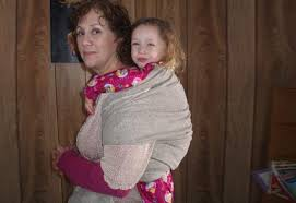 HOW TO: Make Your Own Wrap Baby Carrier | Inhabitots