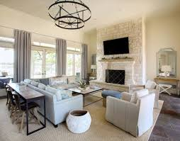 Love this sectional in this living room | Living Room Inspiration ...