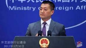 Çin Dışişleri Bakanlığı Sözcüsü resimleri ile ilgili görsel sonucu