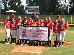 Fundraiser by Marci Mayhew Morton : Rowan LL is World Series Bound