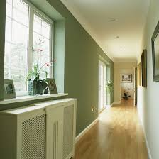 Hallway colour schemes