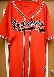 Atlanta Atlanta Braves Jersey Jersey Ebay Ebay Atlanta Braves