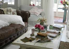 Shabby Chic Living Rooms 26 Charming Shabby Chic Living Room Daccor Ideas Shelterness