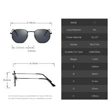 RBROVO <b>2019 Summer</b> Polygonal Women Sunglasses <b>Men</b> ...